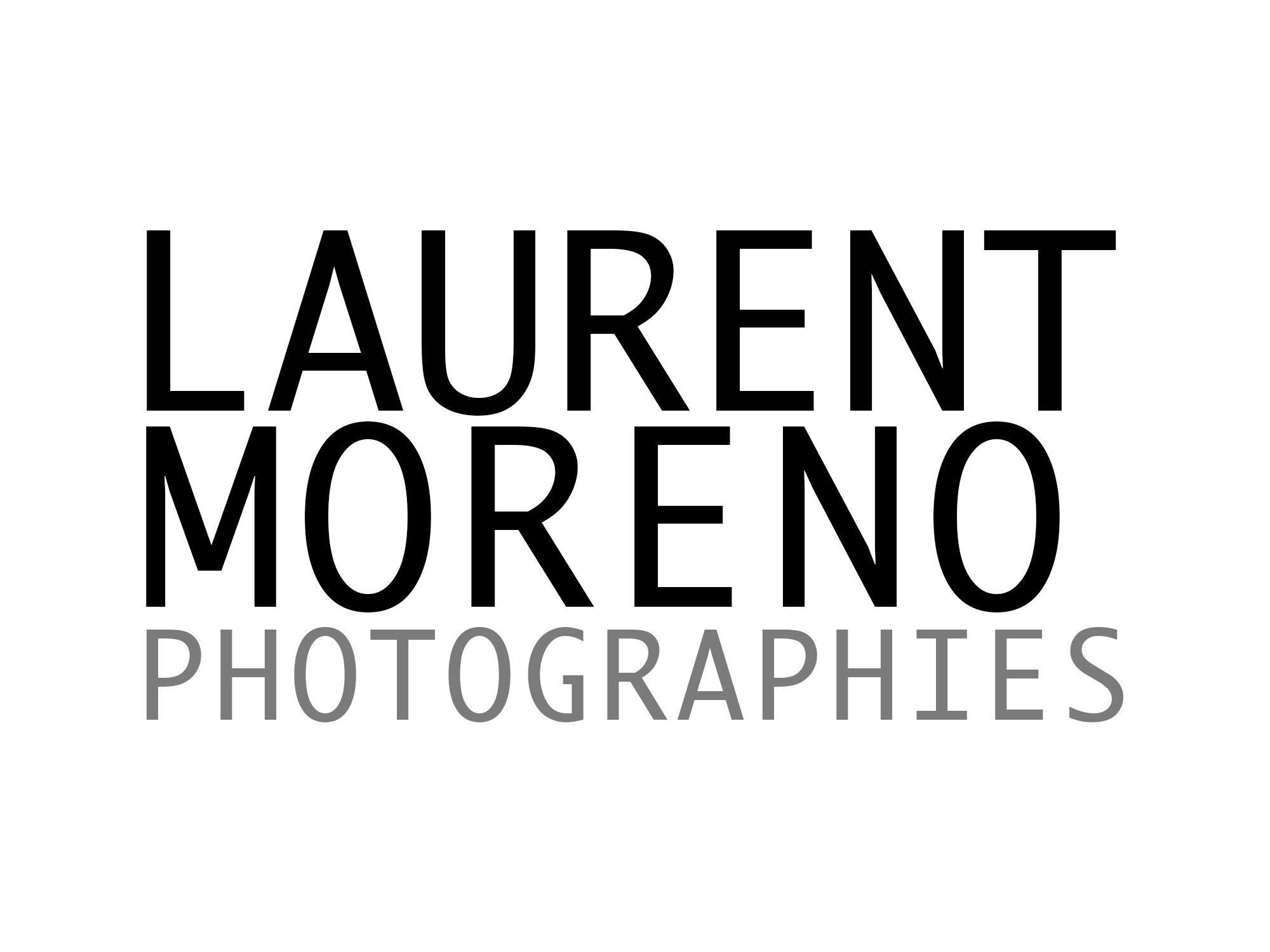 Laurent MORENO Photographies